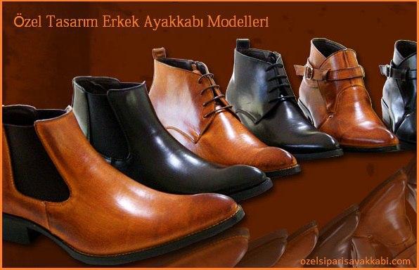 Özel Tasarım Erkek Ayakkabı Modelleri 2017