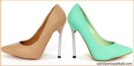 Denizli'de Stiletto Ayakkabı Modelleri