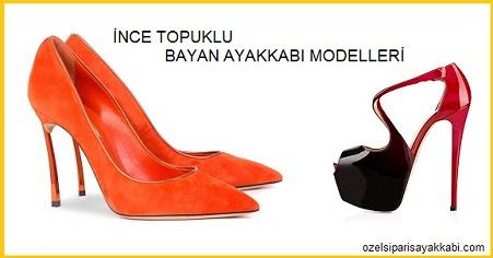 Yüksek Topuklu Bayan Ayakkabılar- Özel Sipariş