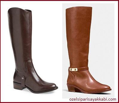 Bayan Dizüstü Çizme Modelleri 2017