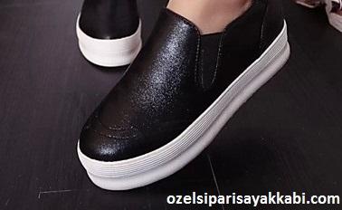 Düz Taban Özel Ayakkabı Modelleri
