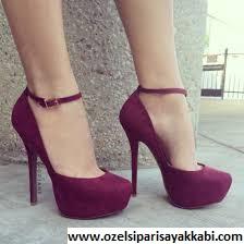 Bilekten Kayışlı Bayan Ayakkabılar