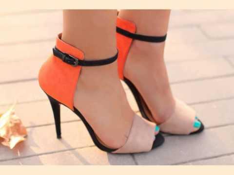 Tek Bantlı Topuklu Ayakkabı Modelleri