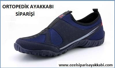 Erkeklere Özel Ortopedik Ayakkabı Siparişi