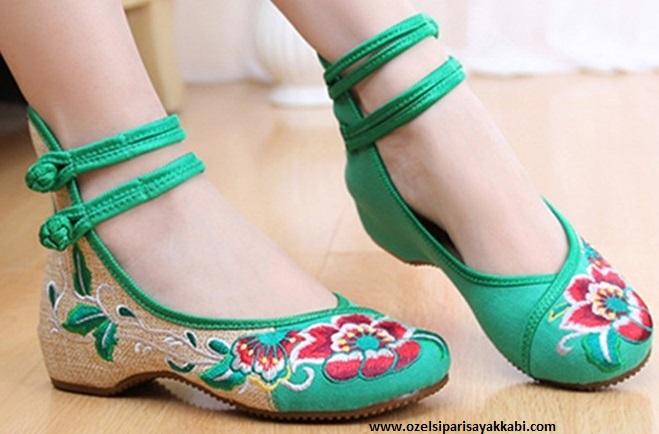 Bantlı Babet Ayakkabı Modelleri