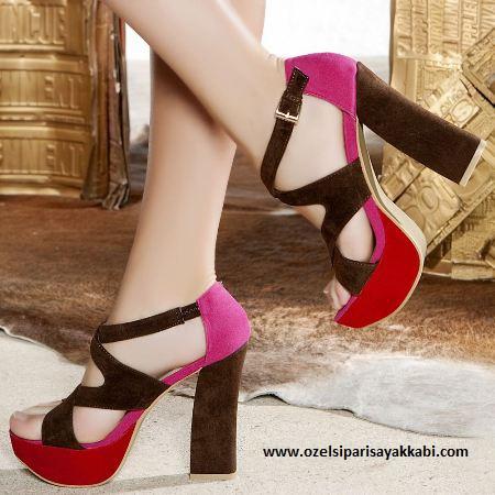 Özel Sipariş Yazlık Topuklu Ayakkabı Modelleri – Özel Sipariş Ayakkabı