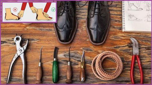 Boy Uzatan Ayakkabı Yapımı