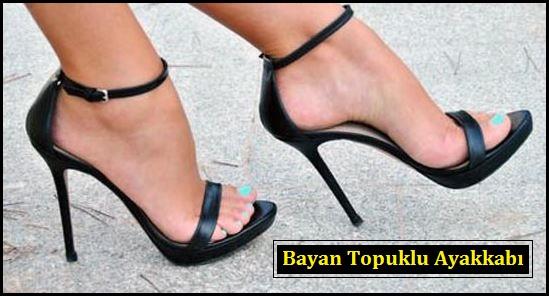Tekirdağ'da Bayan Topuklu Ayakkabı Siparişi