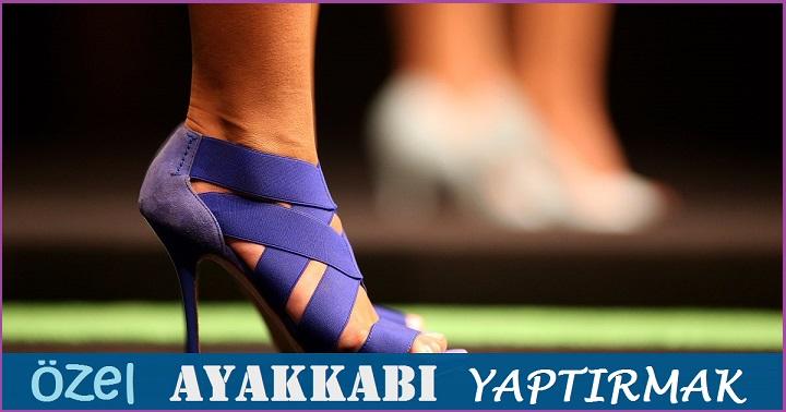 İstanbul Esenyurt'ta Özel Ayakkabı Siparişi