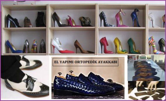 El Yapımı Ortopedik Ayakkabı Siparişi