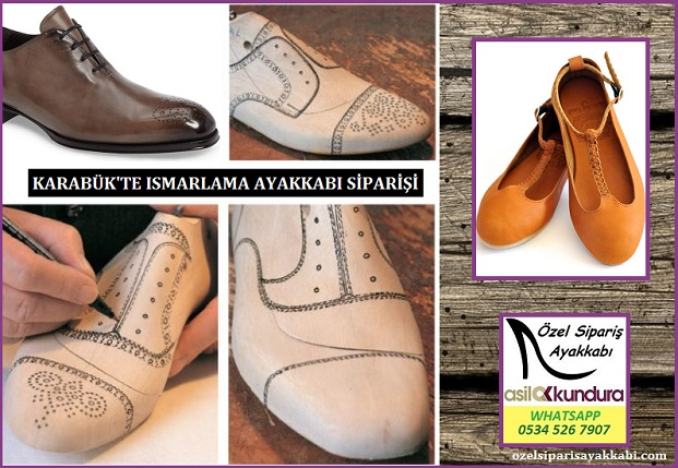 Karabük'te Özel Ismarlama Ayakkabı Siparişi