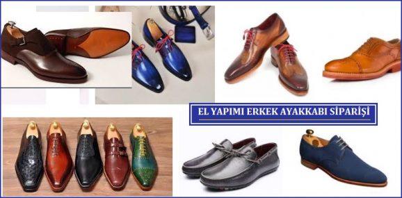 El Yapımı Erkek Ayakkabı Siparişi