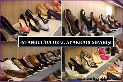 İstanbul'da Özel Ayakkabı Siparişi Yapımı