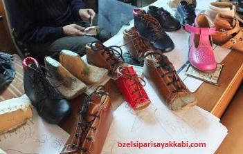 Sorunlu Ayaklar İçin Ayakkabı Siparişi