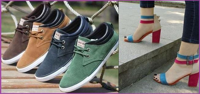 Yaz Aylarında Giyilebilecek Ayakkabı Modelleri