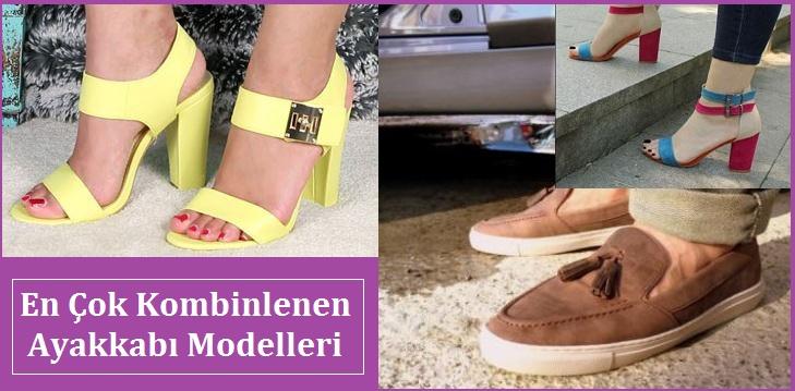En Çok Kombinlenen Yazlık Ayakkabı Modelleri