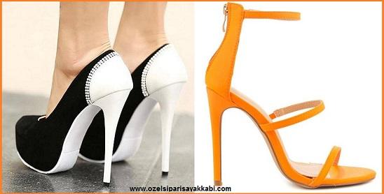 Bayanların En Çok Tercih Ettiği Ayakkabı Modelleri