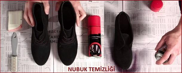 Nubuk Ayakkabı Temizliği