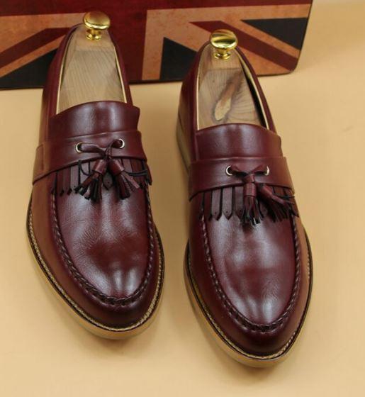 Klasik Erkek ayakkabı Modelleri