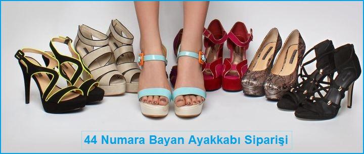 44 Numara Bayan Ayakkabı Siparişi