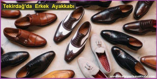 Tekirdağ'da Erkek Ayakkabı Modelleri