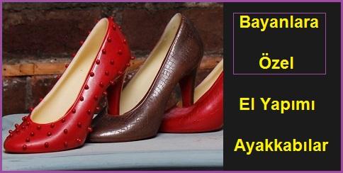 Tekirdağ'da Bayan Ayakkabı Modelleri