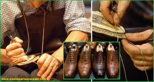 Kayseri'de El Yapımı Erkek Ayakkabı Siparişi