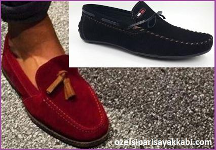 Erkek Süet Ayakkabı Modelleri 2017