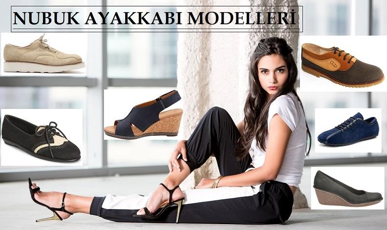 Nubuk Ayakkabı Modelleri 2017