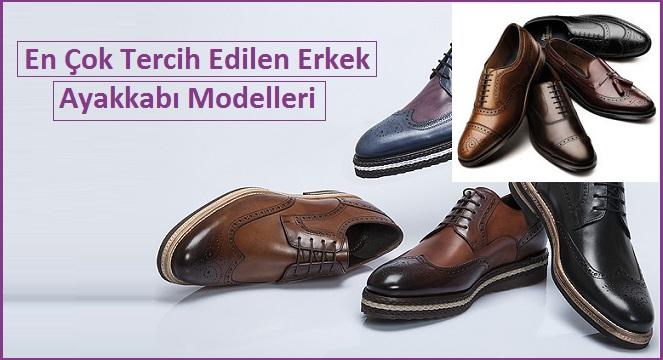 Erkeklerin En Çok Sevdiği Ayakkabı Modelleri