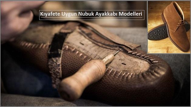 Kıyafete Uygun Erkek Nubuk ayakkabı Modelleri