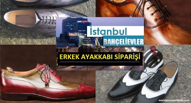 İstanbul Bahçelievler'de Erkek Ayakkabı Siparişi