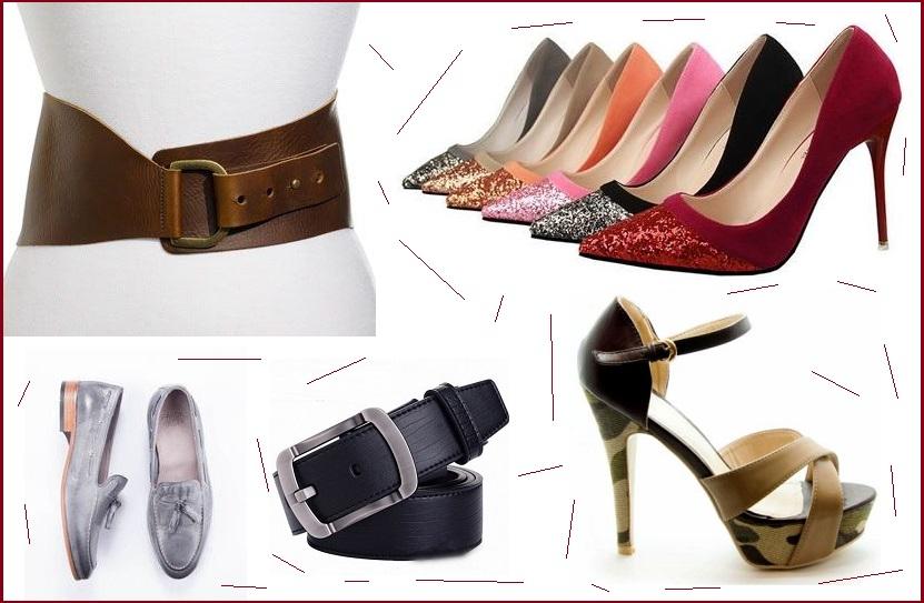 Kemer İle Uyumlu Ayakkabı Modelleri