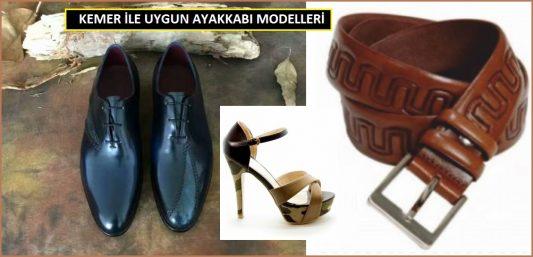 Kemere Uygun ayakkabı Modelleri