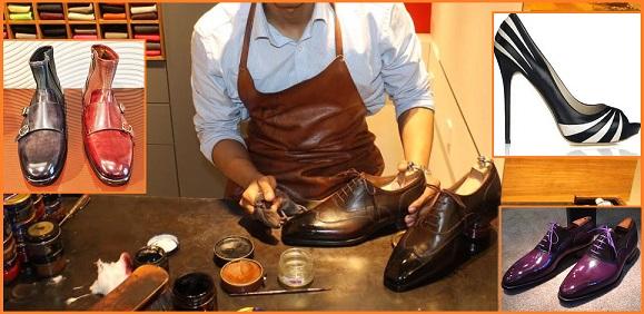 Bağcılar'da El Yapımı Ayakkabı