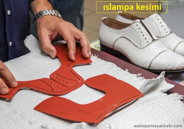 Ayakkabı Model ve Islaampa Kesimi