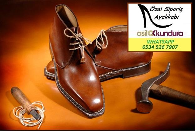 Ayakkabı İmalatı - El Yapımı Ayakkabı Siparişi