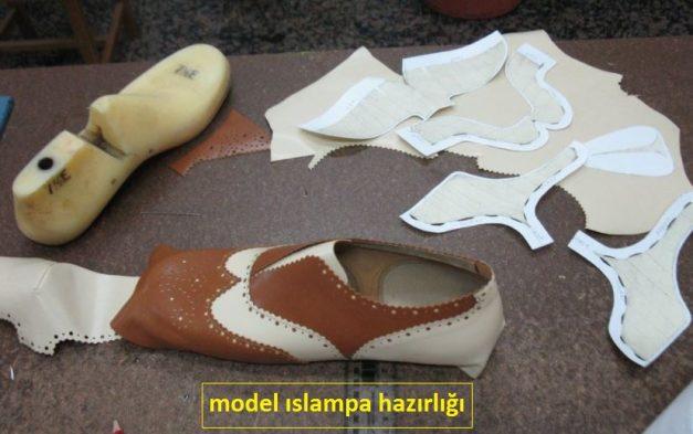 Ayakkabı Islampa Hazırlığı