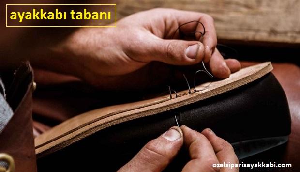 Ayakkabı Tabanı Yapımı