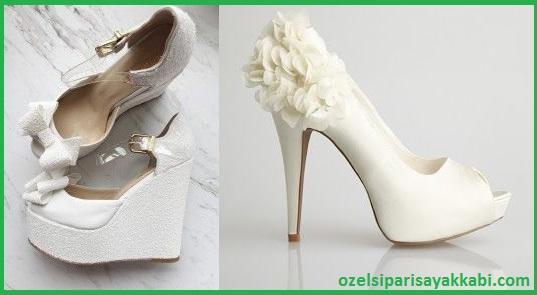 El Yapımı Nikah Ayakkabı - Özel Sipariş