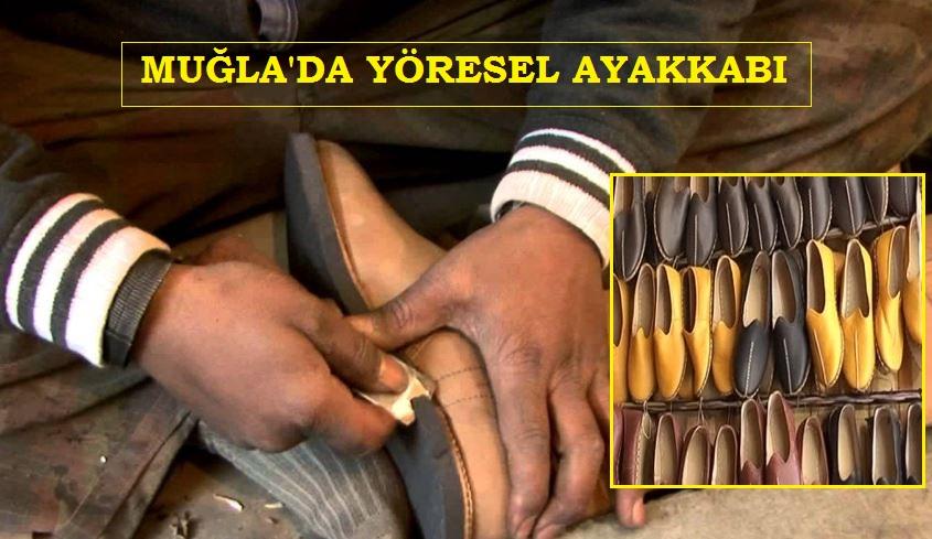 Muğla'da Yöresel Ayakkabı Siparişi Yapan Yerler