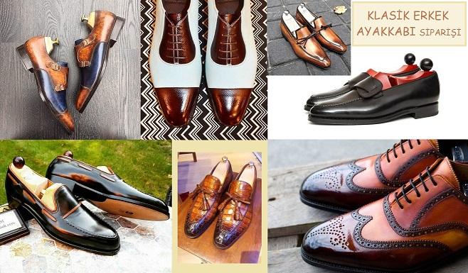 Erkeklere Özel Damatlık Klasik Ayakkabı Modelleri - 2018