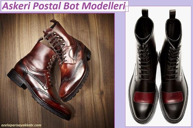 Askeri Postal Bot Modelleri