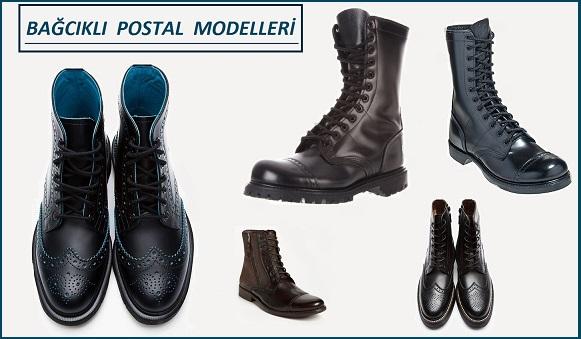 Bağcıklı Postal Modelleri - Özel Sipariş 2018