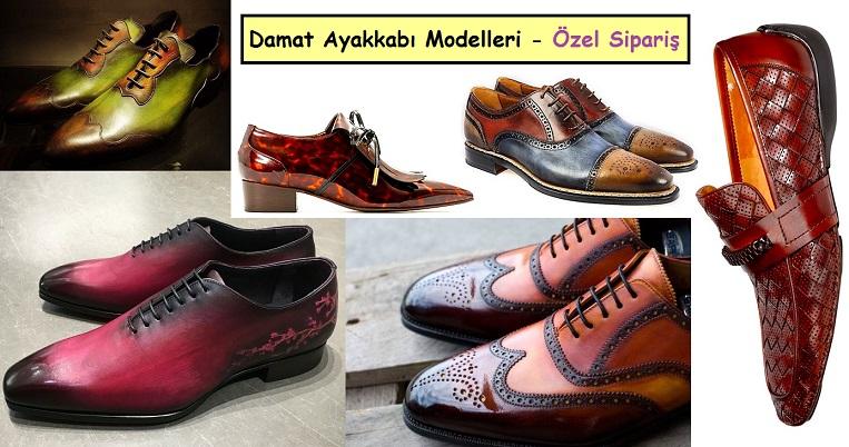 Yıl Sonu Damat Ayakkabı Modelleri – Özel Sipariş