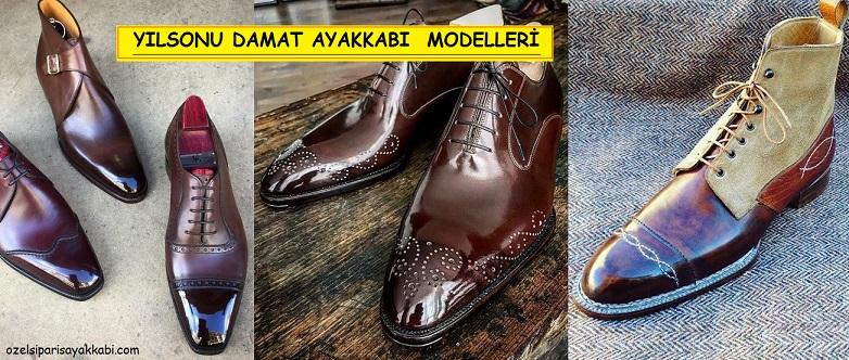 Erkeklere Özel Damat Ayakkabısı Modelleri - 1