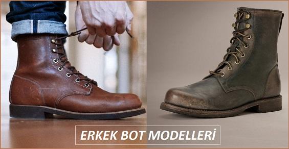 Erkek Bot Modelleri