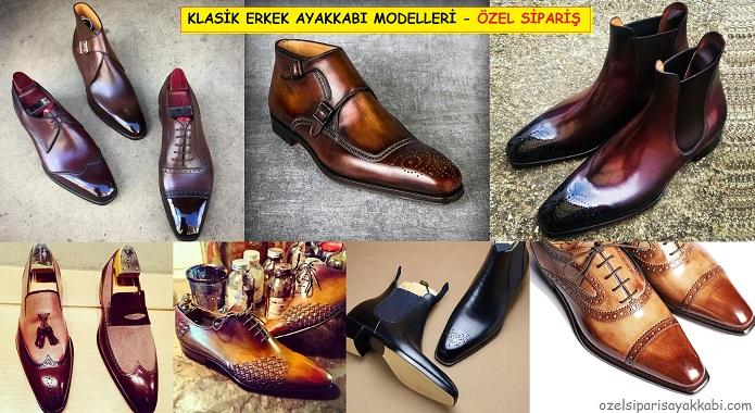Erkeklere Özel Damatlık Ayakkabı Siparişi - Trend Modeller