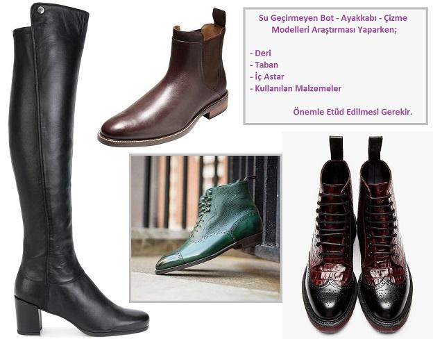 Su Geçirmez Ayakkabı Özellikleri - 6