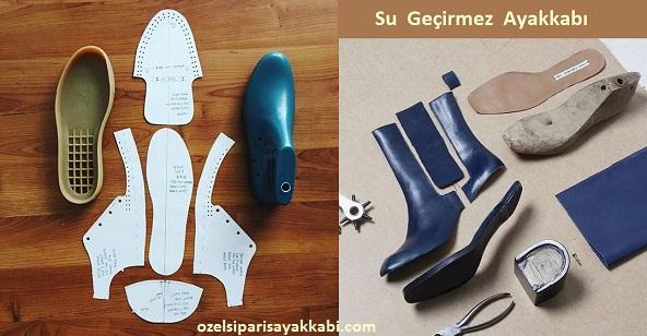 Su Geçirmez Ayakkabı Özellikleri -1